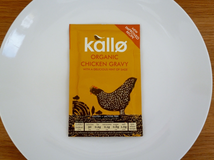 Kallo Organic Chicken Gravy