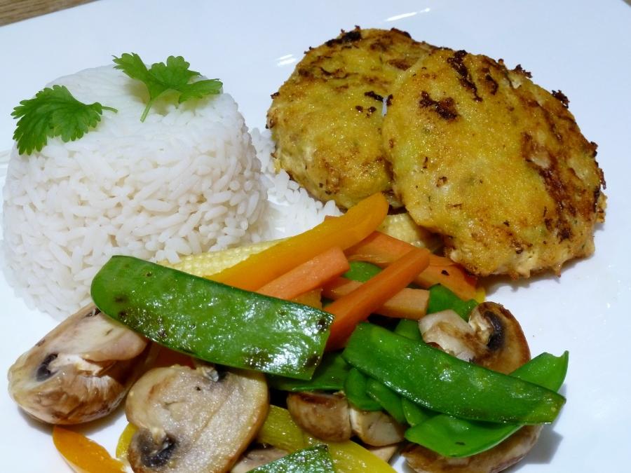 Eat More Fish – Thai fishcakes