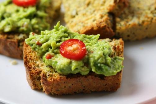 Jamie Oliver Super-food Protein Loaf paleo gluten-free