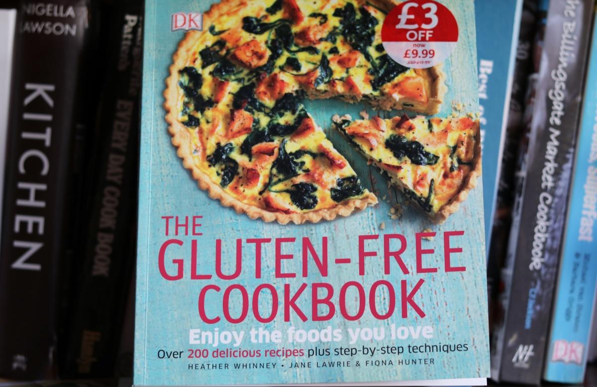 gluten-free – GlutenfreeSally