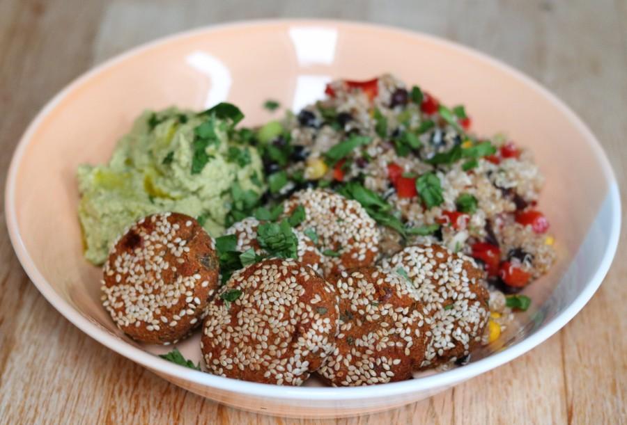 Vegan Protein BuddahBowl